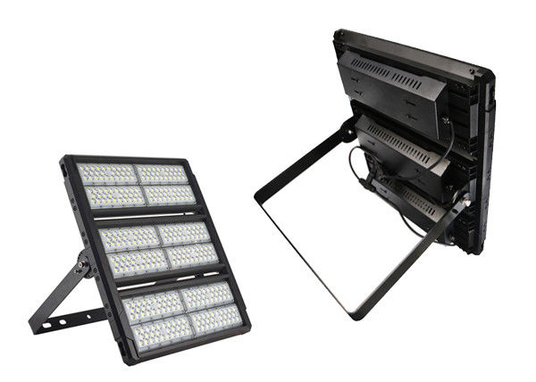 160lm High Efficiency Narrow Beam angle 10DEG Flood Lights For Sporting Grounds 900W 144000lm Luminous LY-HB0918