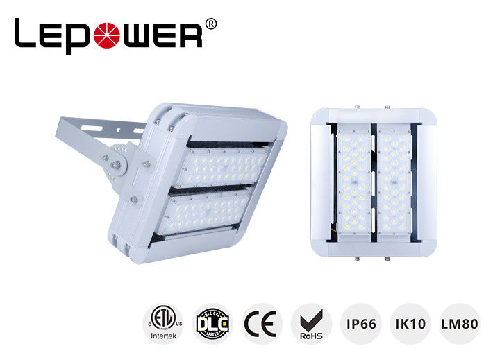 Super Bright Outdoor LED Flood Lights 150W MW Driver 90 Degree 155lm/w 50000 Hours Lifespan